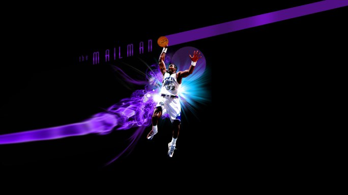 Karl-Malone-The-Mailman-Widescreen-Wallpaper