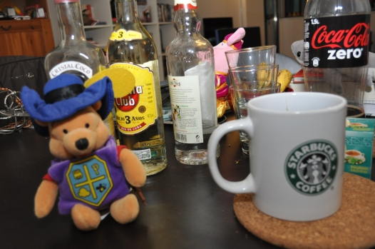 Des boissons sous bonne garde