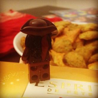 Etape 8 - Les biscuits sont à l'horizon !
