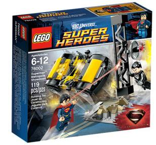 Superman : le combat à Metropolis