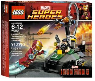 Iron Man contre le Mandarin