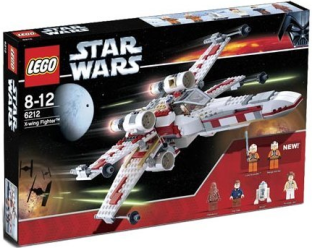 Le X-Wing de Luke Skywalker