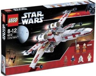 Le X-Wing de Luke Skywalker