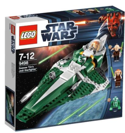Saesse Tiin Jedi Starfighter