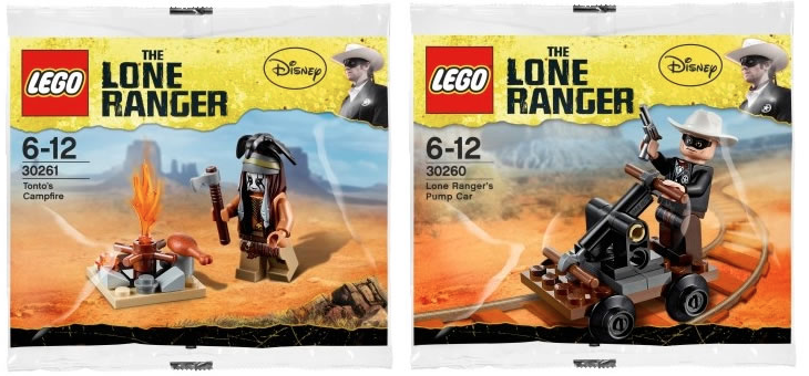 Polybags Lone Ranger