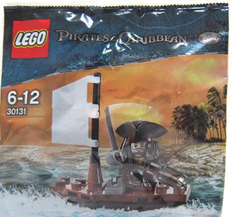 Polybag Jack Sparrow