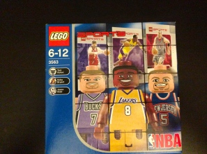 NBA set Kobe, Jason, Tony