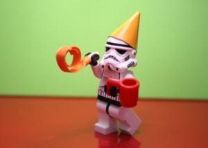 Lego reveillon